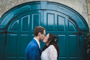 Mapperton House Wedding | Dorset Wedding Photographer | Bride & Groom