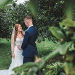 Emma & Dan's Pynes House Wedding | Devon Wedding Photographer | Bride & Groom