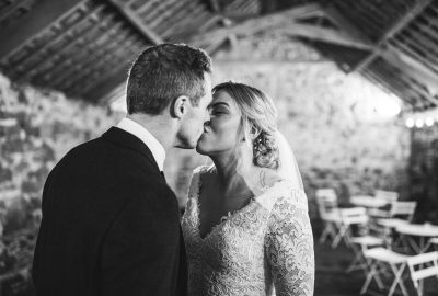 The Great Barn Wedding | Devon Wedding Photographer | Couple