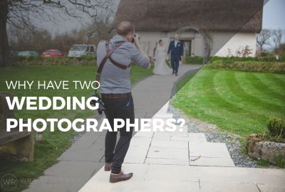 Why Have Two Wedding Photographers?
