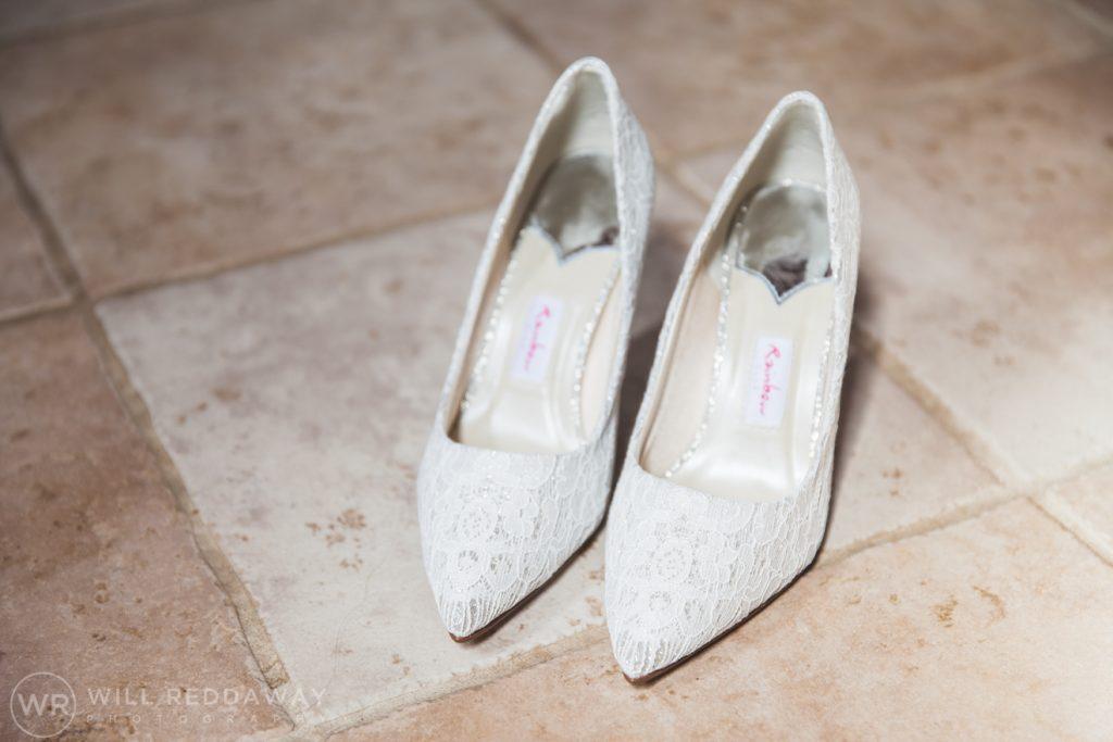Farringdon Marquee Wedding   Devon Wedding   Wedding Shoes