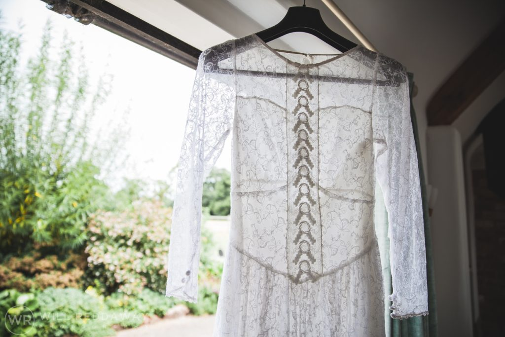 Farringdon Marquee Wedding   Devon Wedding   Wedding Dress