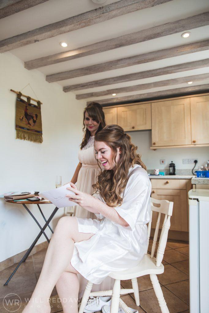 Farringdon Marquee Wedding   Devon Wedding   Bridal Preparations