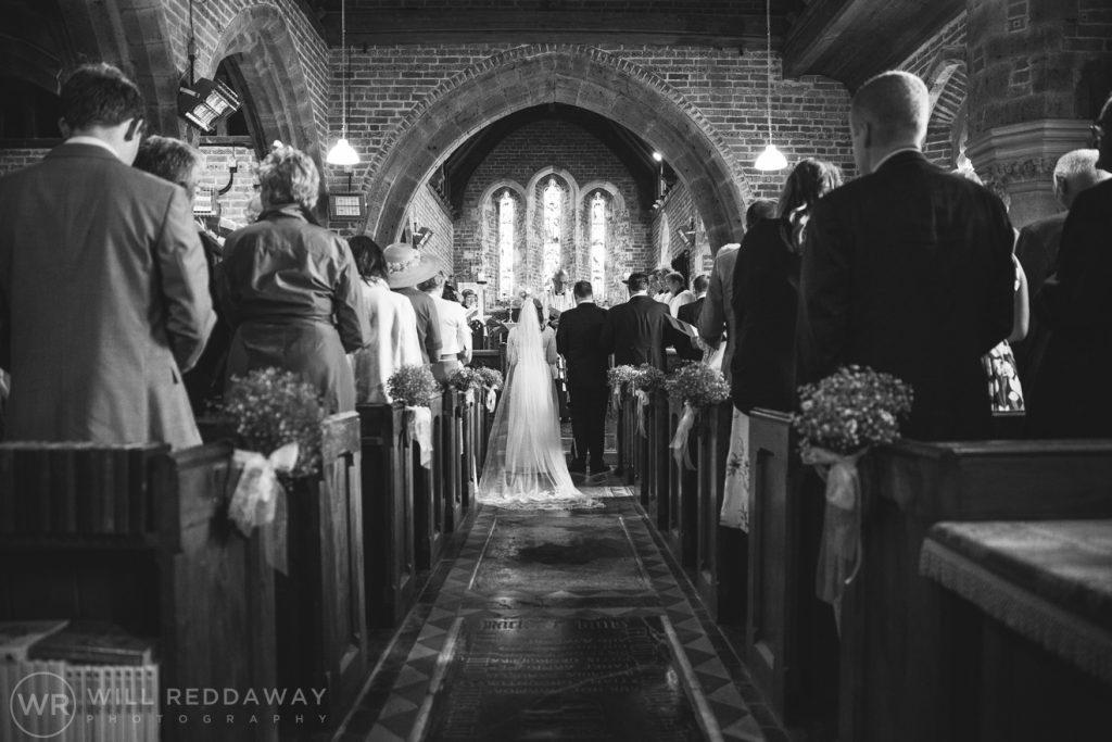 Farringdon Marquee Wedding   Devon Wedding Photographer   Church Wedding