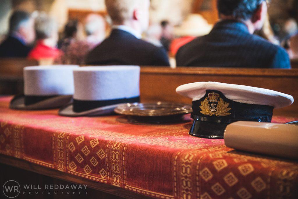 Farringdon Marquee Wedding   Devon Wedding Photographer   Wedding Hats