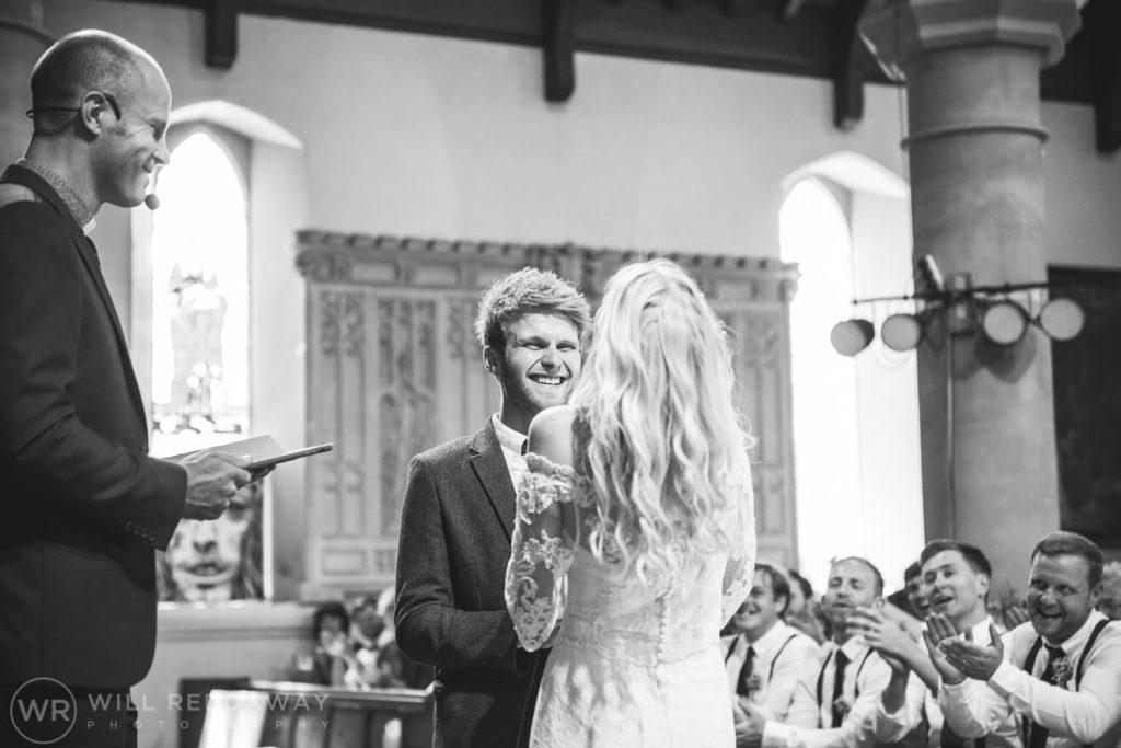 Brunel Manor Wedding  Devon Wedding Photographer   Brides & Groom
