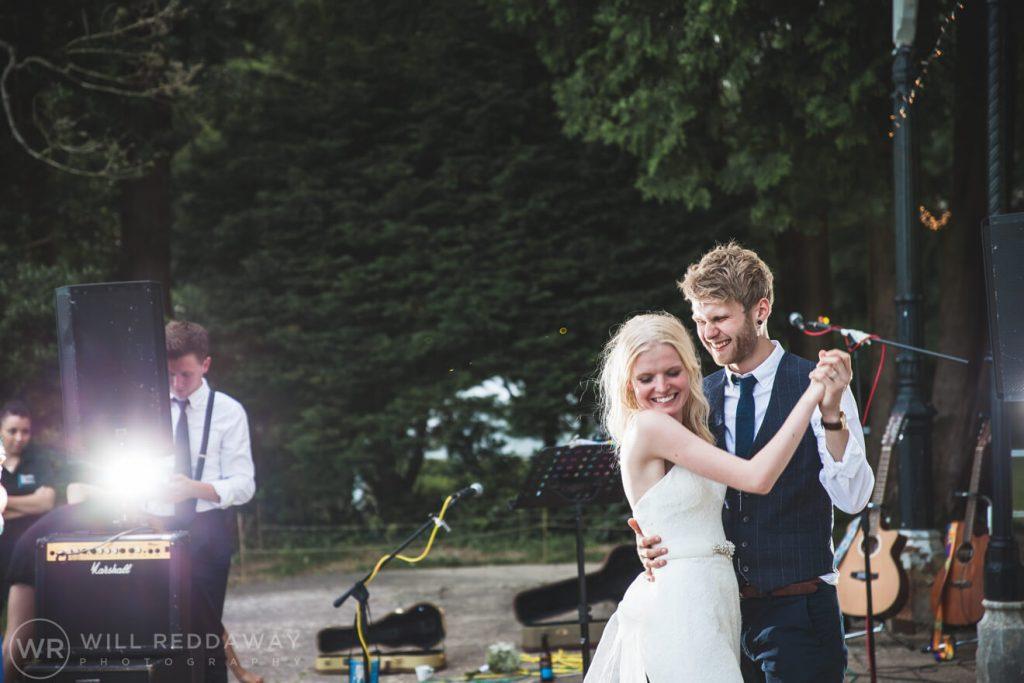 Brunel Manor Wedding   Devon Wedding Photographer   Bride & Groom
