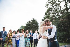 Brunel Manor Wedding| Devon Wedding Photographer | Bride & Groom