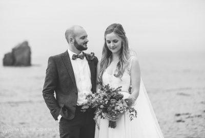 The Barn At South Milton Wedding | Devon Wedding Photographer | First DanceThe Barn At South Milton Wedding | Devon Wedding Photographer | Bride & Groom