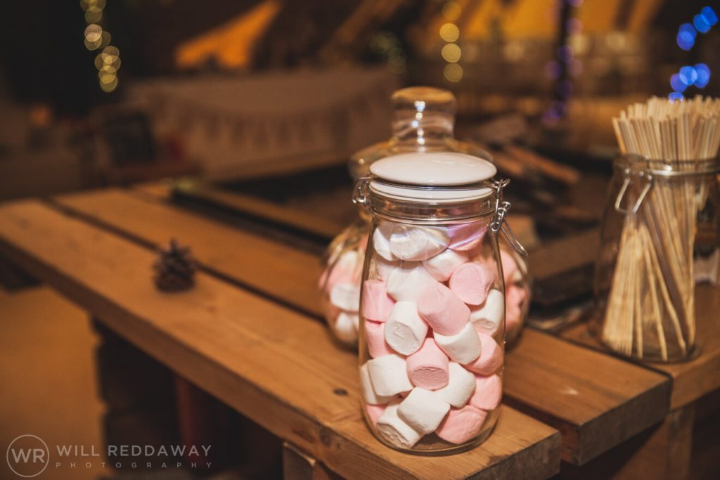 Farm Wedding | Devon Wedding Photographer | Wedding Decorations