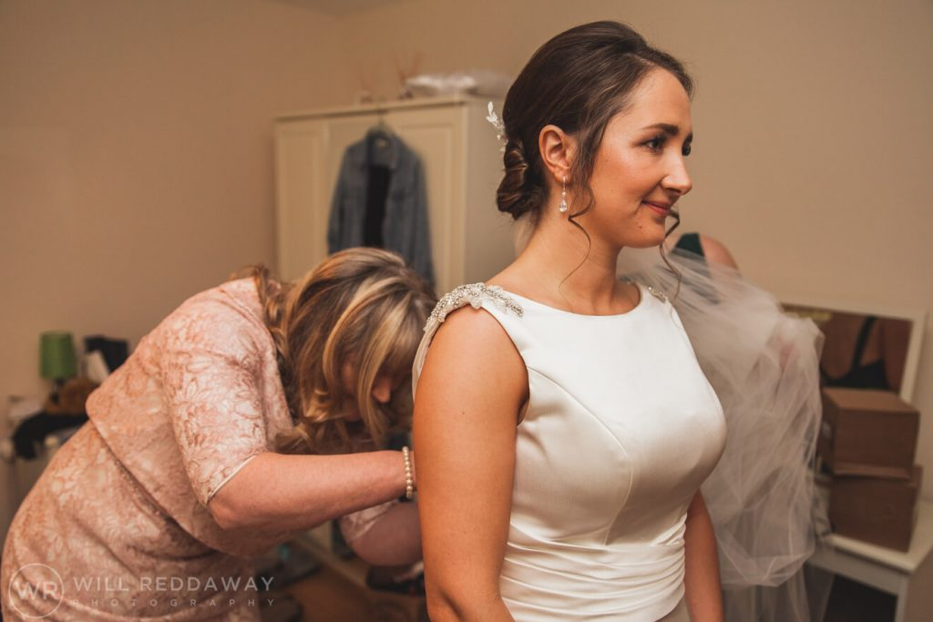 Farm Wedding | Devon Wedding Photographer | Bridal Preparations