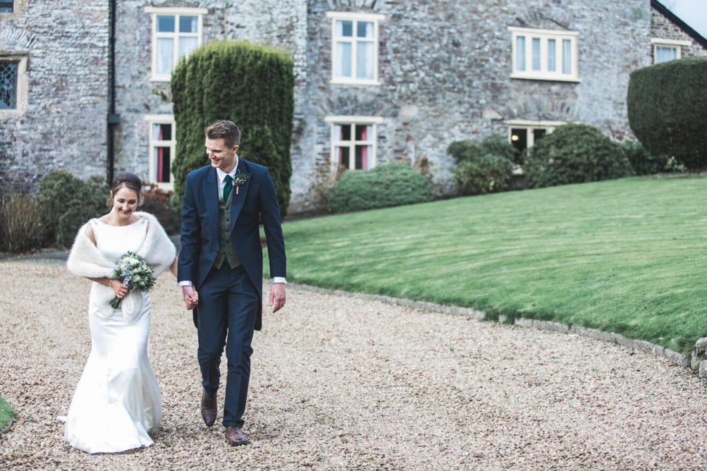 Farm Wedding | Devon Wedding Photographer | Church Ceremony