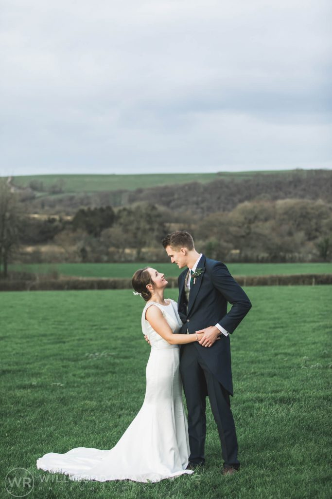 Farm Wedding | Devon Wedding Photographer | Bride & Groom