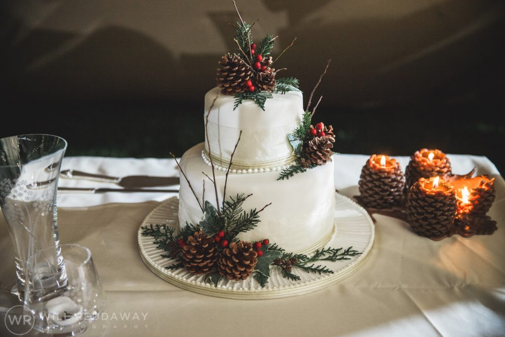 Farm Wedding | Devon Wedding Photographer | Wedding Cake