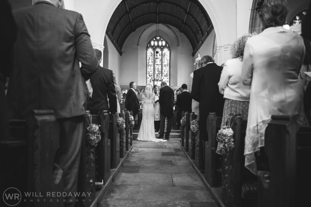 Barn Wedding | Devon Wedding Photographer | Church Wedding