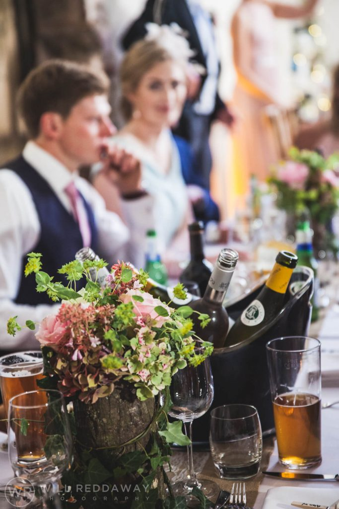 Barn Wedding | Devon Wedding Photographer | Table DecorationBarn Wedding | Devon Wedding Photographer | Table Decoration