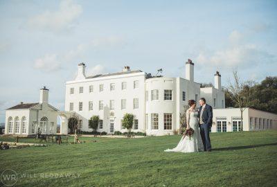 Rockbeare Manor Wedding | Devon Wedding Photographer | Bride & Groom