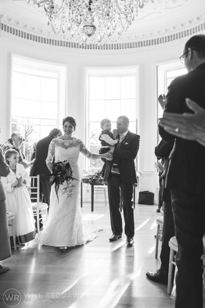 Rockbeare Manor Wedding | Devon Wedding Photographer | Ceremony