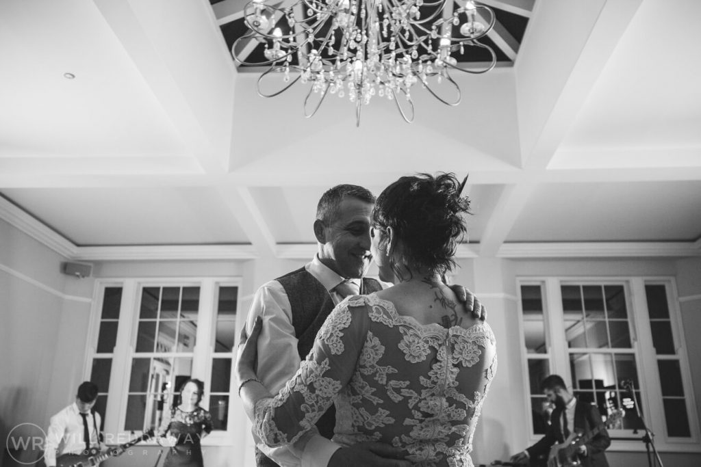 Rockbeare Manor Wedding | Devon Wedding Photographer | First Dance