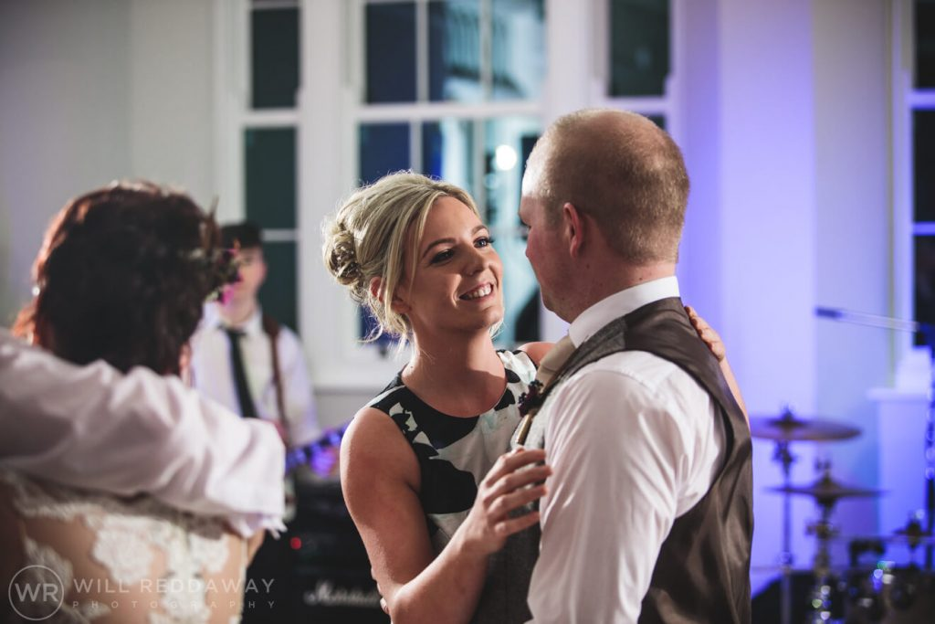 Rockbeare Manor Wedding | Devon Wedding Photographer | Dancing