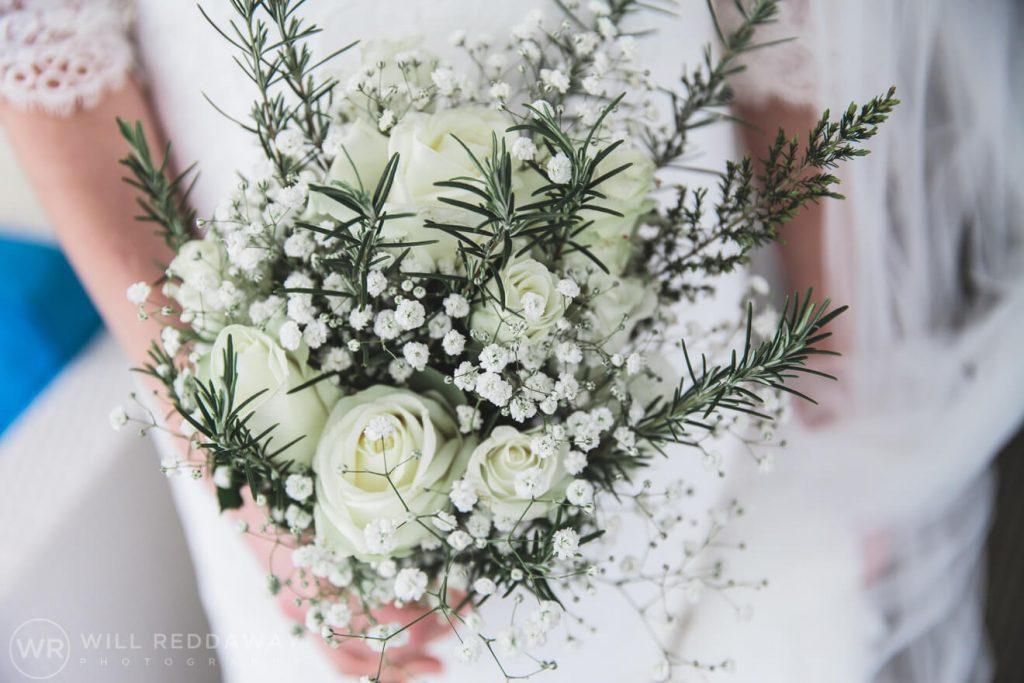 Salcombe Harbour Hotel Wedding | Devon Wedding | Bouquet