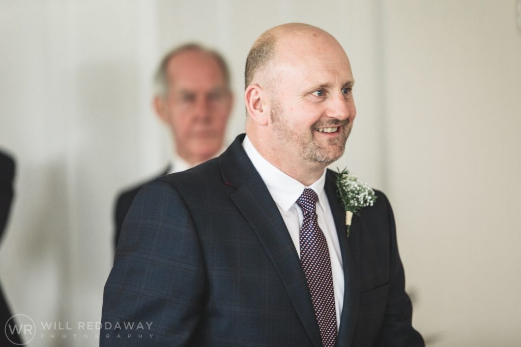 Salcombe Harbour Hotel Wedding | Devon Wedding | Groom