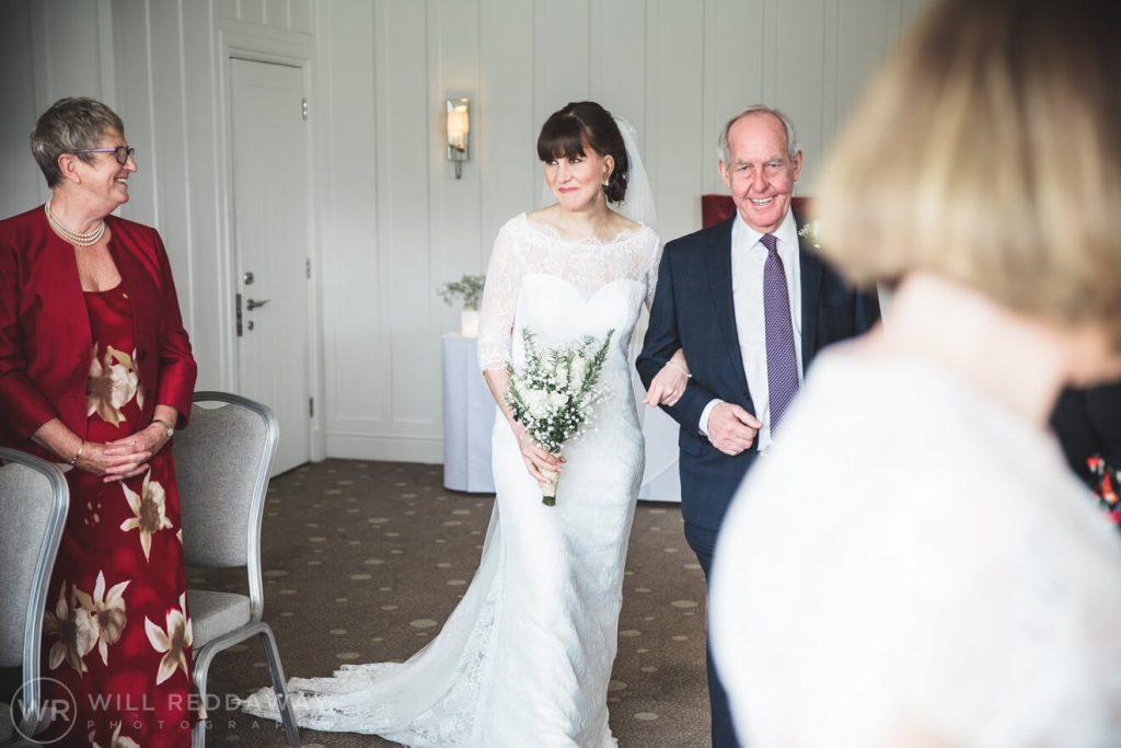 Salcombe Harbour Hotel Wedding | Devon Wedding | Ceremony