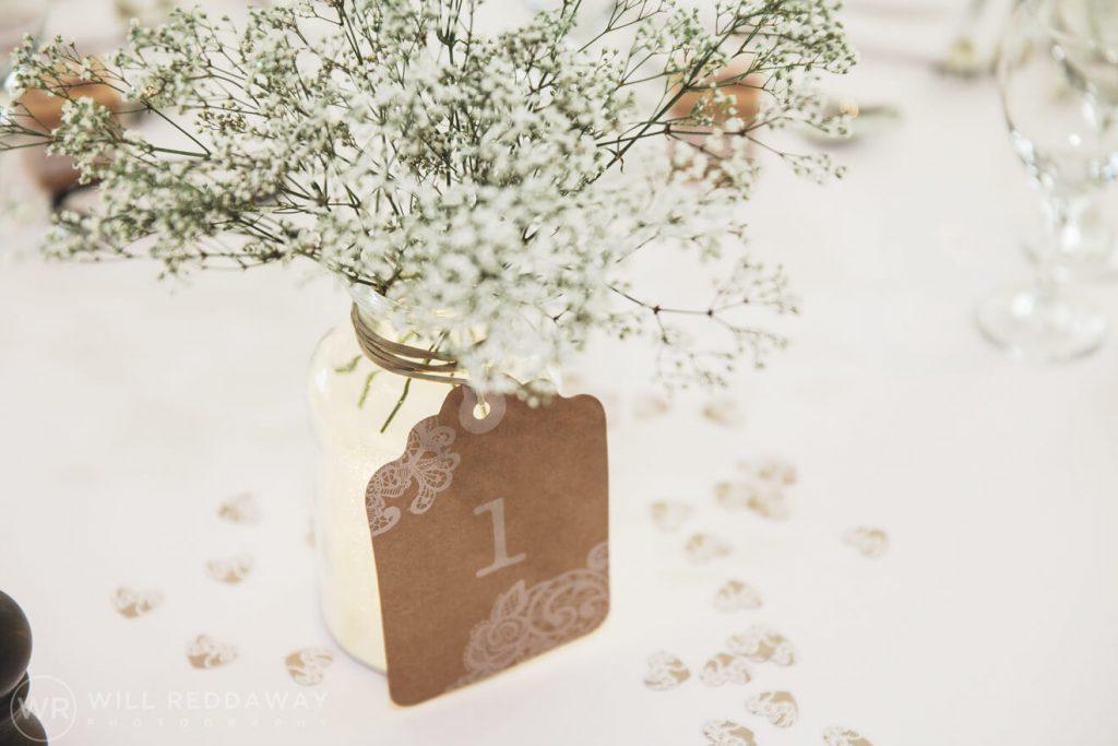 Salcombe Harbour Hotel Wedding | Devon Wedding | Decoration