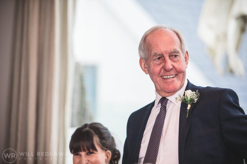 Salcombe Harbour Hotel Wedding | Devon Wedding | Speeches
