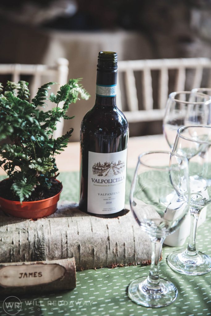 Deers Leap Retreat Wedding | Devon Wedding Photographer | Table Decoration