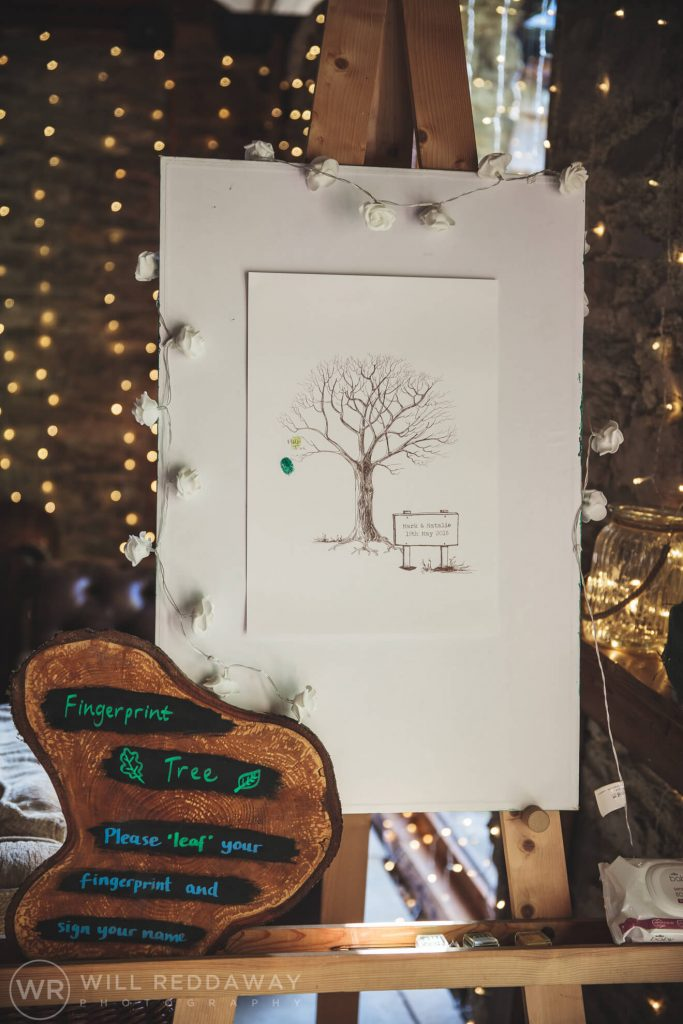 Deers Leap Retreat Wedding | Devon Wedding Photographer | Decoration