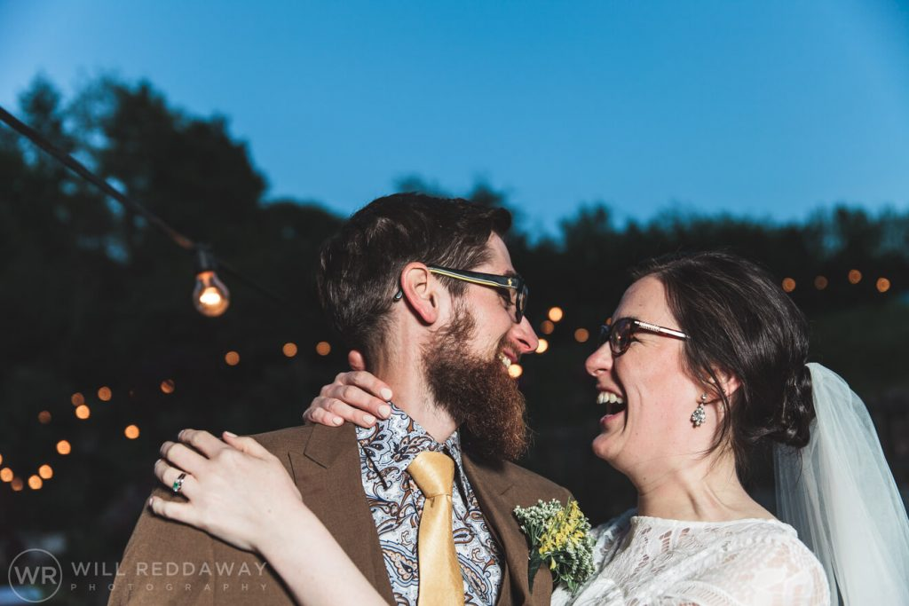 Deers Leap Retreat Wedding | Devon Wedding Photographer | Bride & Groom