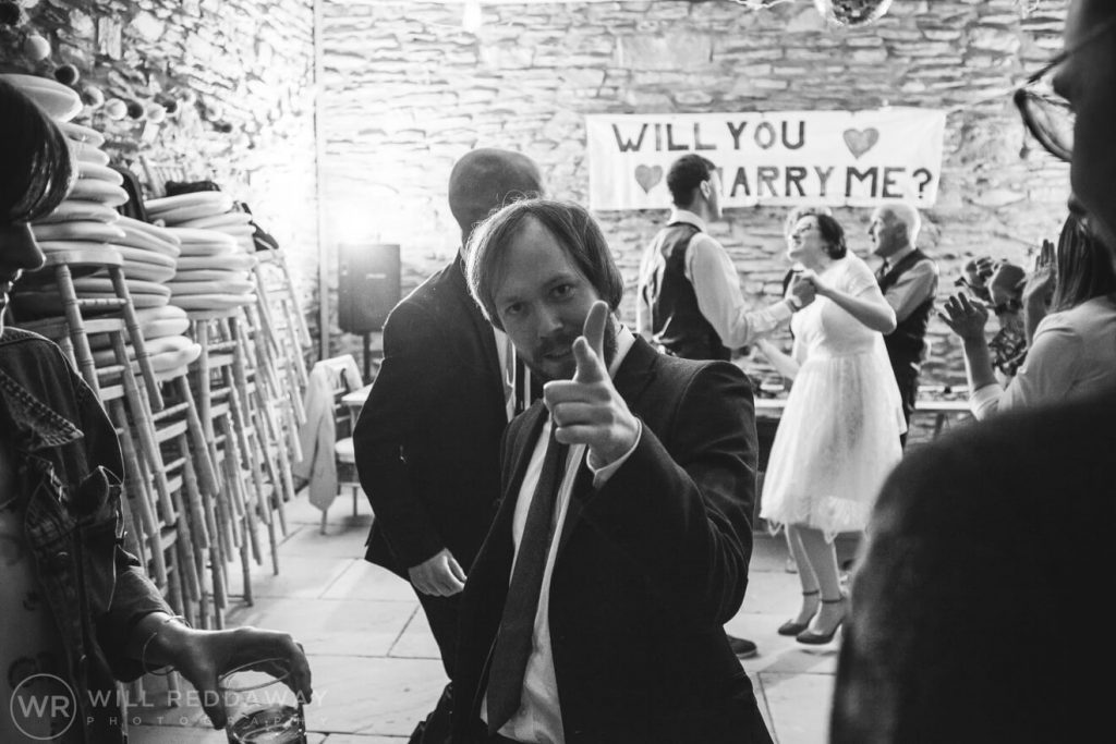 Deers Leap Retreat Wedding | Devon Wedding Photographer | Wedding Guest