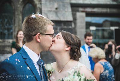 New Barton Barns Wedding | Devon Wedding | Bride & Groom