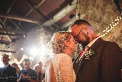 Higher Eggbeer Farm Wedding | Devon Wedding Photographer | First Dance