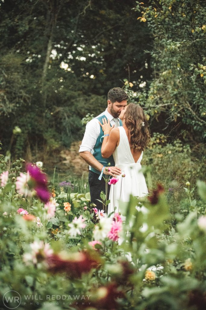 Hayne Barn Wedding | Devon Wedding Photographer | Bride & Groom