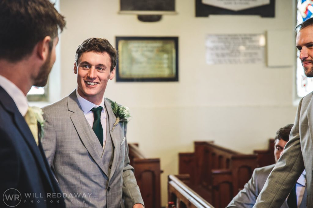 Holne Park House Wedding | Devon Wedding Photographer | Ceremony