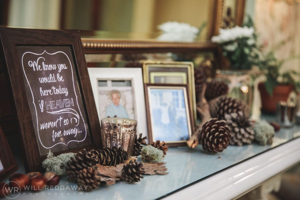 Holne Park House Wedding | Devon Wedding Photographer | Venue Decoration