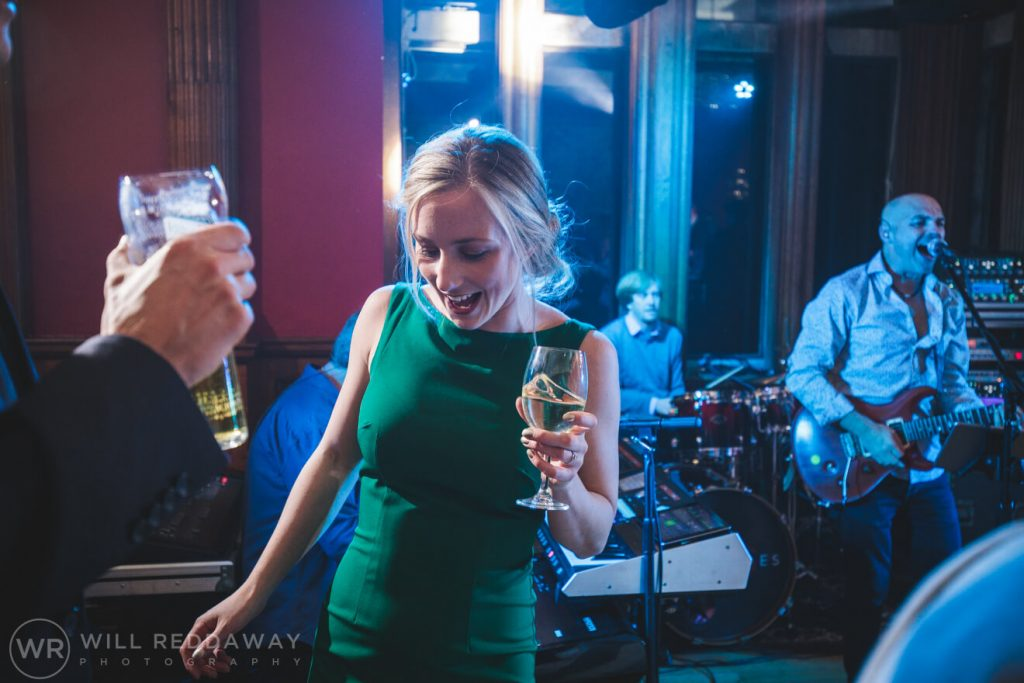 Holne Park House Wedding | Devon Wedding Photographer | Party