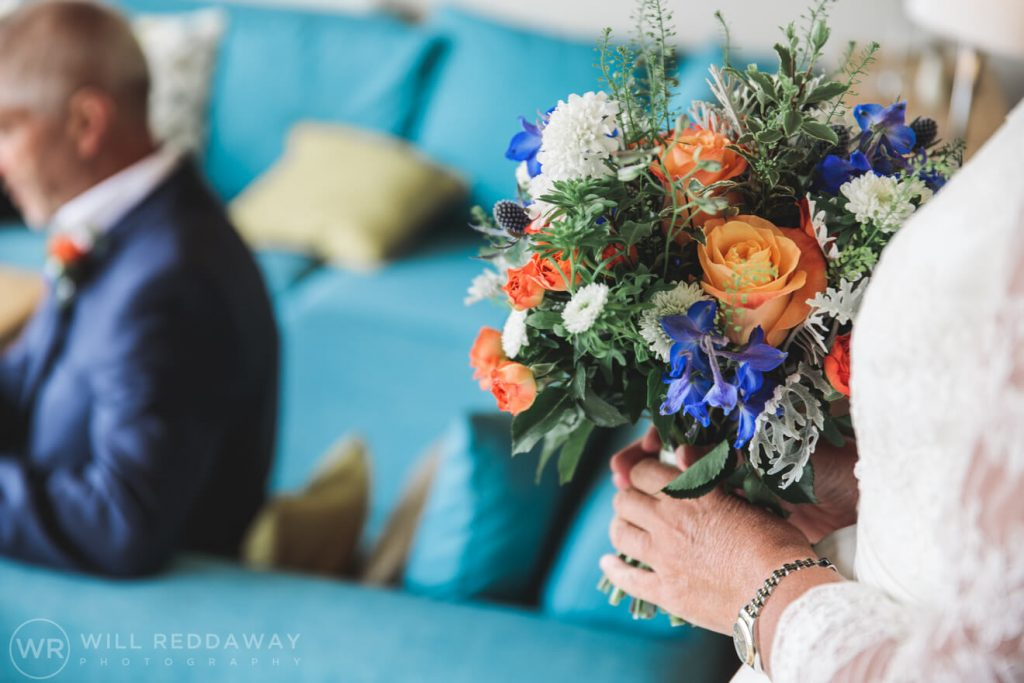 South Hams Wedding | Devon Wedding Photographer | Bouquet