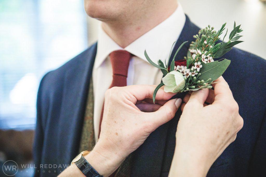 The Stone Barn Wedding   Cheltenham Wedding Photographer   Groom Preparations