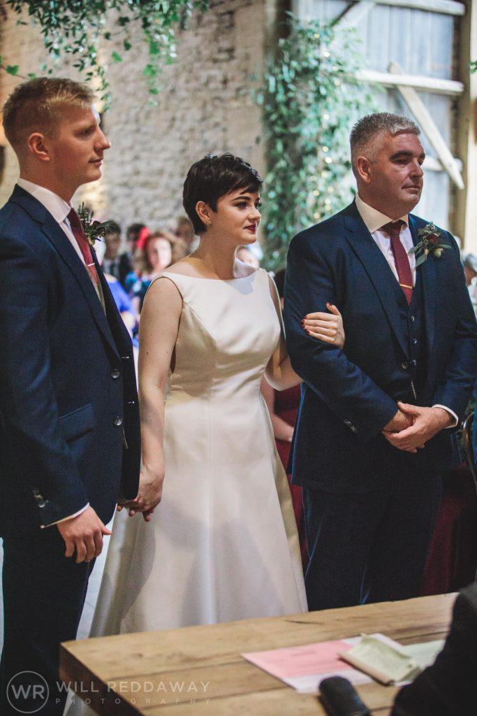 The Stone Barn Wedding   Cheltenham Wedding Photographer   CeremonyThe Stone Barn Wedding   Cheltenham Wedding Photographer   Ceremony