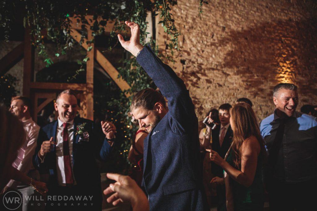 The Stone Barn Wedding   Cheltenham Wedding Photographer   Dancing