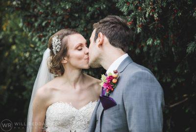 St Audries Park Wedding | Devon Wedding Photographer | Bride & Groom