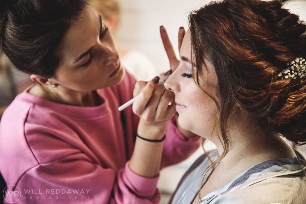 Tunnels Beaches Wedding | Devon Wedding Photographer | Bridal Preparations