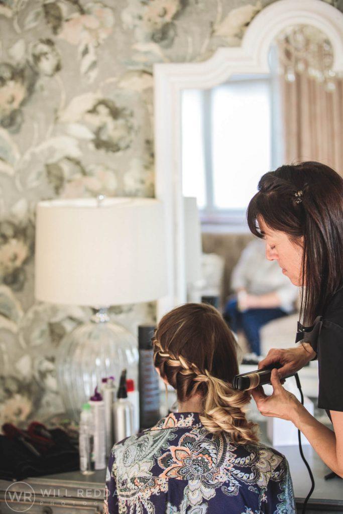 St Audries House Wedding | Devon Wedding Photographer | Bridal Preparations