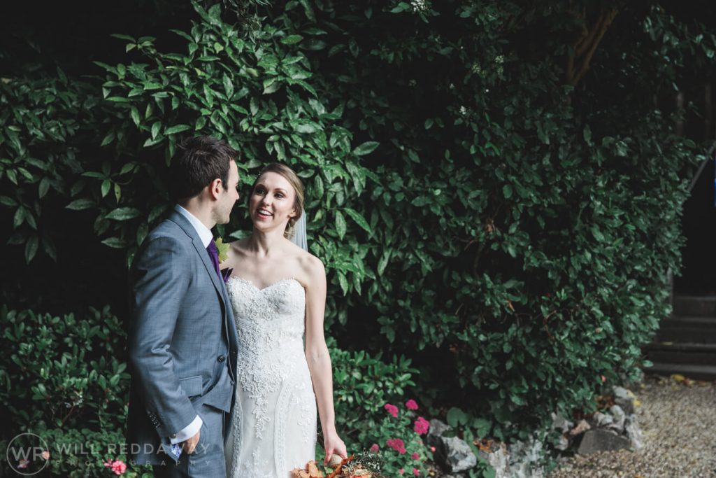 St Audries House Wedding | Devon Wedding Photographer | Bride & Groom