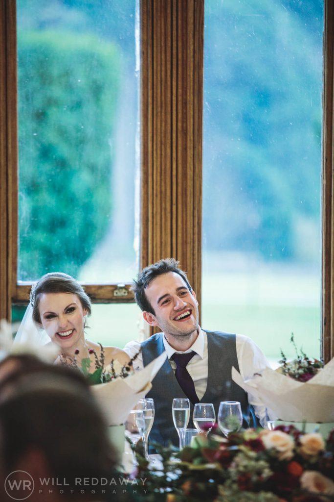 St Audries House Wedding | Devon Wedding Photographer | Speeches