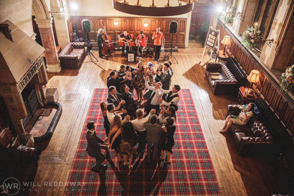 St Audries House Wedding | Devon Wedding Photographer | Dancing
