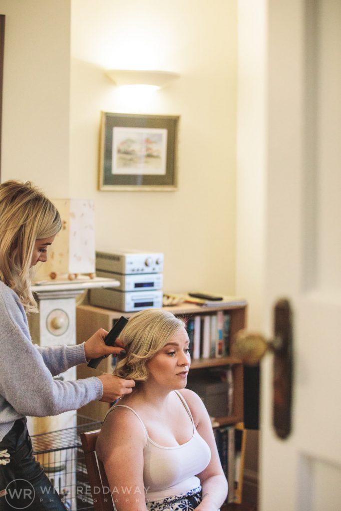 Coed-Y-Mwstwr Hotel   Cardiff Wedding Photography   Bridal Preparations